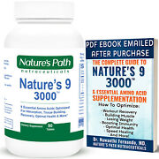 Natureand039s 9 3000 Essential Amino Branch Chain Acids Eaa 90 Tablets Natural Energy