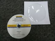 New Holland Speedrower 200 240 Self-propelled Windrower Service Repair Manual Cd
