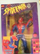 Signed By John Romita, Jr. Spider Man Poseable Action Figure 10 By Toy Biz