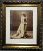 Unknown Actress Ca1870s