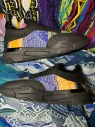 Rare Very Limitedsold Out Mallet Coogi Shoes Size 11 Us New In Box Black