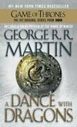 A Dance With Dragons A Song Of Ice And Fire - Mass Market Paperback - Good