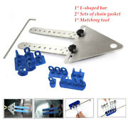Auto Car Body Dent Lever Repair Tool Paint Puller Accessories L-shaped Bar Kit