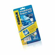 Rainx Fix A Windshield Do It Yourself Windshield Repair Kit For Chips Crack...