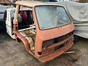 Vw Vanagon Westfalia Front Clip Water Cooled Body --rust And Accident Free