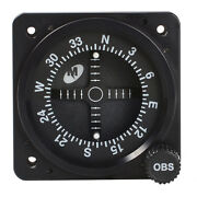 Mid Continent Md222 Course Deviation Indicator   For Garmin Gns-430/530