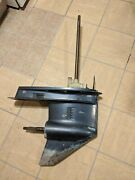1991 Yamaha 115hp Lower Unit / Gearcase Assembly 1