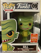 Funko Pop Gill 2018 Sdcc Summer Convention 5000 Pieces Limited Edition