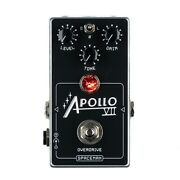 Spaceman Apollo Vii Standard Edition Overdrive Guitar Effects Pedal