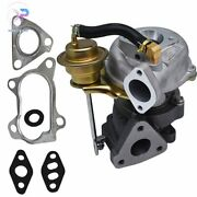 Vz21 Mini Turbocharger For Small Engines Snowmobiles Motorcycle Atv Rhb31