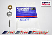 Johnson Evinrude Prop Nut And Keeper Kit 5008966