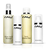 For Impure Skin Maintenance Kit Rau Cosmetics L Silver Products And Cleaning