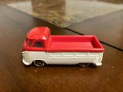 Lego Ho Scale Vintage Classic 1950's 1960's Vw Volkswagen Pickup Extremely Rare