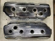 1965 Dodge Plymouth A-990 426 Race Hemi K Head Valve Covers