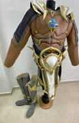 Mk Geras Inspired Cosplay Costume Muscle Top With Armor