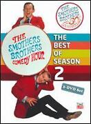 The Smothers Brothers Comedy Hour The Best Of Season 2 Dvd, 2009, 3-disc Set