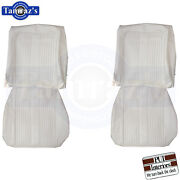 1964 Gto Lemans Front Bucket And Rear Seat Upholstery Covers Pui New