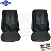 1967 Dodge Dart Gt Front And Rear Seat Upholstery Covers Pui New