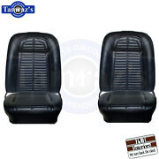 1969 Firebird Front Bucket Seat Upholstery Covers Standard Interior Pui New