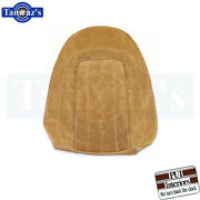 1977 Firebird Custom Cloth Front And Rear Seat Upholstery Covers Pui New