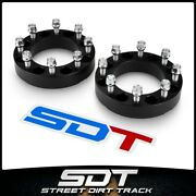Fits 2pc 1.5 Ford F250 F350 Super Duty Excursion 8x170 Wheel Spacers 2wd 4wd