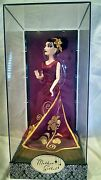 Limited Edition Disney Designer Villain Tangled Mother Gothel Doll Sold Out Nwt