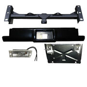 C1500 1988-98 Step Side Hidden Hitch Roll Pan Kit With Light And Flip Down