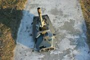 Yamaha Outboard Motor 2 Stroke 15 Hp Bottom Cover W/ Exhaust Tube 1984 -1996