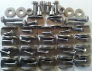 Floor Pan To Body Shell Fitting Bolts And Washers Volkswagen Beetle Chassis Vw Bug