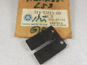 Yamaha Gt1 Dt125 Dt100 Gt80 Yz80 Ty175 Rt100 Rs100 Ls3 Reed Valve 314-13613-00