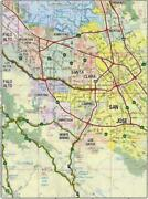 San Jose California Map Glossy Poster Picture Photo Banner Print Road City 5865