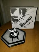 New Quiccs Teq Breakout Figure Martian Toys Exclusive Signed Only 12 Made Kaws