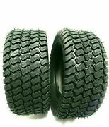 Two - 16x6.50-8 16 650 8 4 Ply Grassmaster Style Lawn Tractor Mower Tires