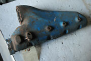 Used Crusader Exhaust Manifold Right Side Used In Fresh Water Only