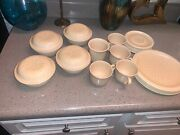 Franciscan China Sand Dollar Pattern 23 Pieces