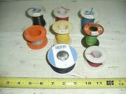 Lot Of New Train Track Accessory Wire Alpha Kester Lionel Marx American Flyer