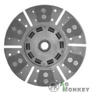 F9607750 Hd6 12 7/8 Single Stage Clutch 6-pad Disc Ford Fordson Super Major 106