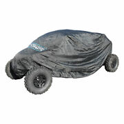 Basic Off Road Polaris Rzr 4 900 Car Cover Uv And Weather Resistant 4 Seat