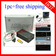 Laser Software I Show V3 Ilda Usb Interface Laser Controller Stage Console 1pc