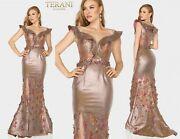Terani Couture 2011m2129 Authentic Dress. Newest Collection Lowest Price