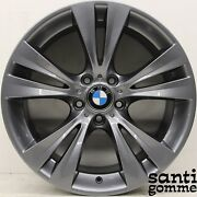 4 Rims Alloy 19and039and039 Bmw X3 F25 X4 F26 Repainted Anthracite 6787580 6787581