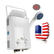 2019 New Lpg Propane Gas 6l Hot Water Heater Tankless Instant Boiler Outdoor