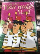 The New Three Stooges Vol 3 Dvd East West Dvd