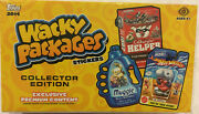2014 Topps Wacky Packages Collector Edition Factory Sealed Hobby Only Box 14/6