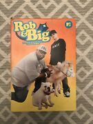 Rob And Big Mtv- The Complete Seasons 1 And 2 - Uncensored {dvd} 2008 - Preowned