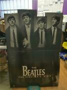 Beatles Standing Cardboard Cutout Poster Board First U.s. Visit Mpi Home Video