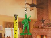 Toy Story Green Army Men Ceiling Fan Pull Light Lamp Chain Decoration K1293 B