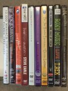 Music Videos Concert Dvds- Pick 2 Or More To Save On Shipping