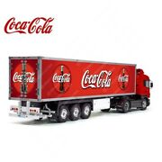 56319 Tamiya 14th Scale Reefer Box Trailer Coca-cola Bottles Decals Stickers Kit