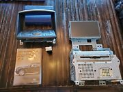 08-12 Infiniti Ex35 Factory Stereo Radio Navigation With 2015 Map Update Oem